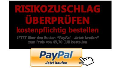 Mit PayPal jetzt bezahlen